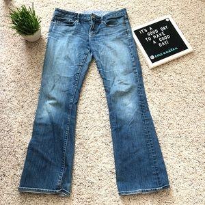 GAP Sexy Boot Cut Denim Jeans 10R/30